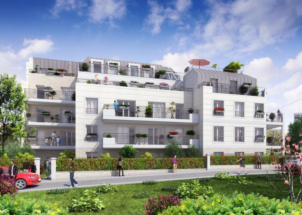 Appartement 4P - 85.07m² + Jardin