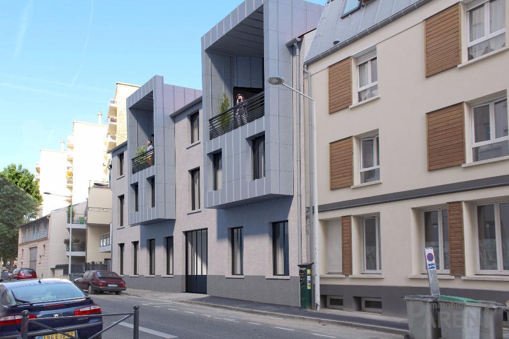 Issy - Les ateliers du Parc - 2 pièces 33.5 m2 - rénovation totale