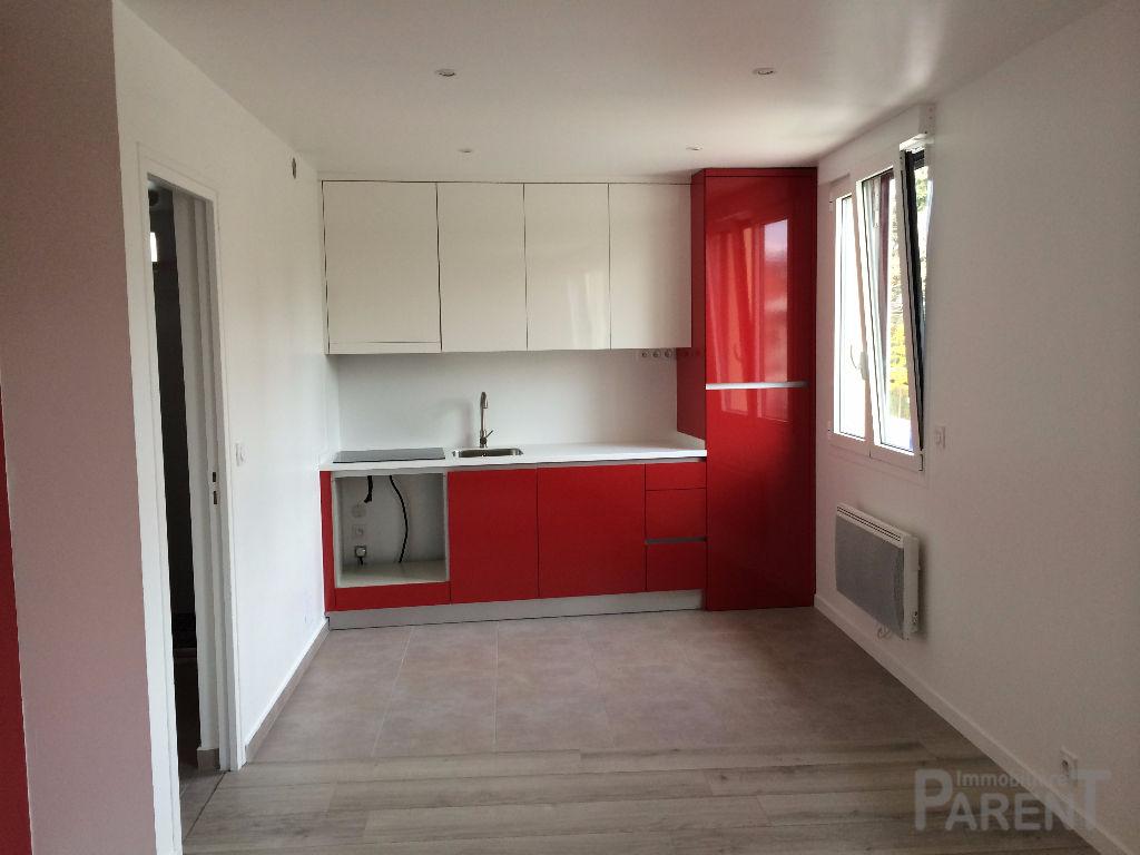 Deux pièces de 34 m²