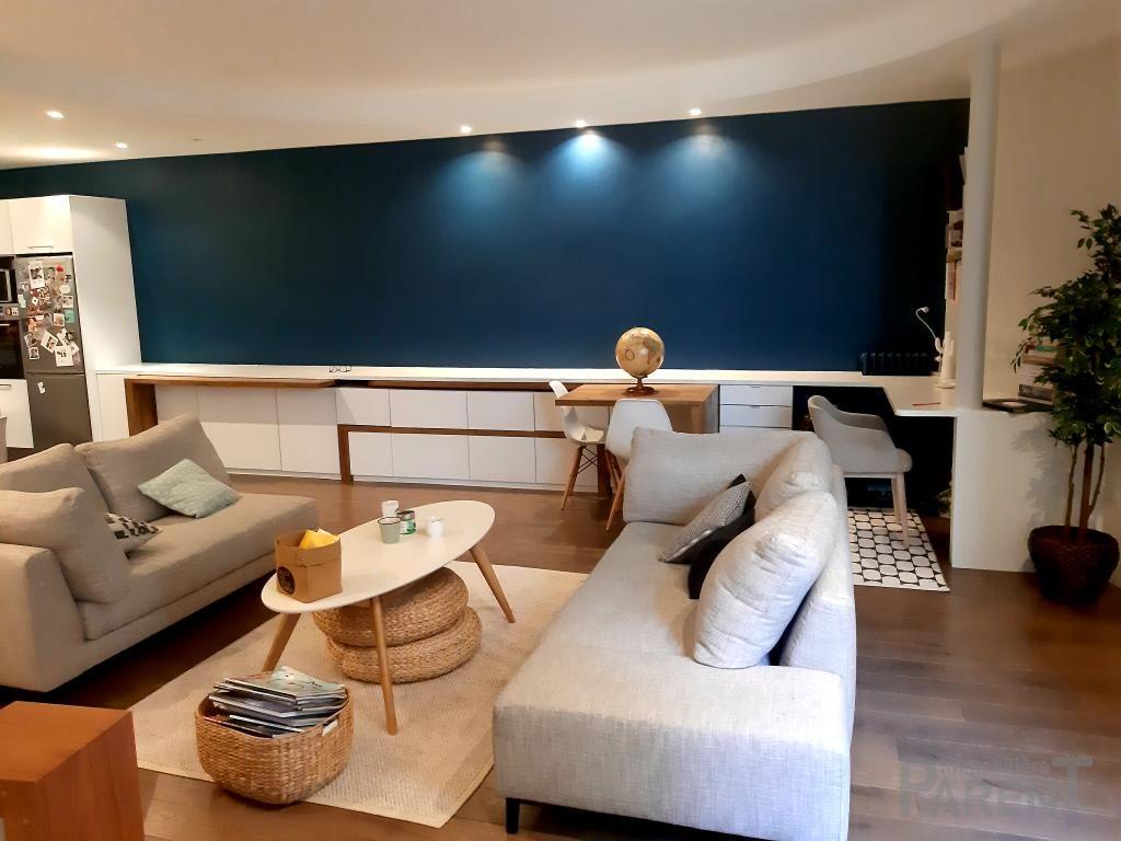Issy - Beau 3 pièces - 3ème étage résidence années 30 - 75 m2 - refait à neuf
