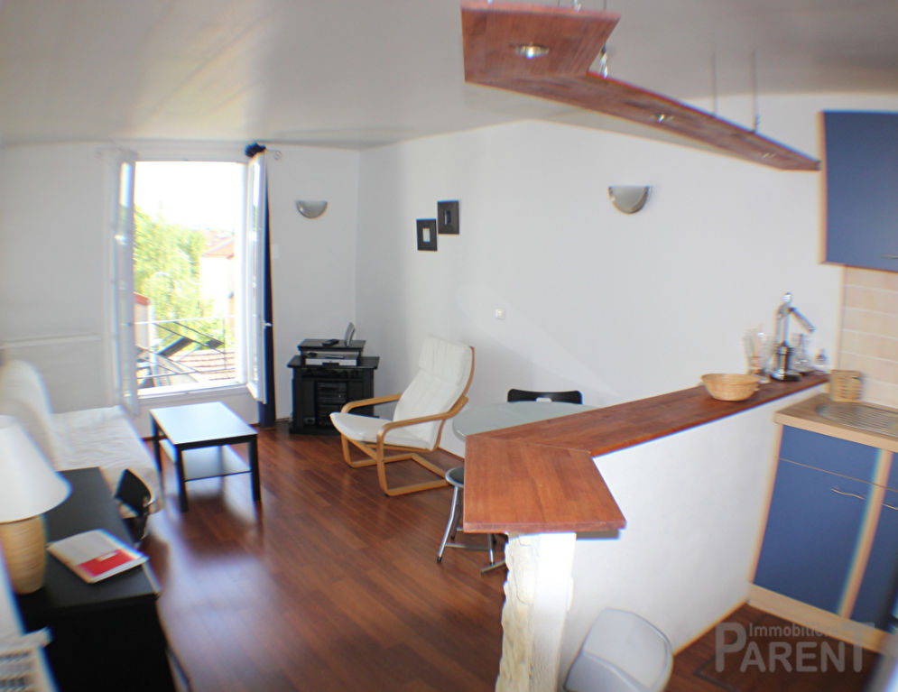 Issy Les Moulineaux - beau studio 32 m2 au 3ème étage d'une résidence années 30 bien entretenue