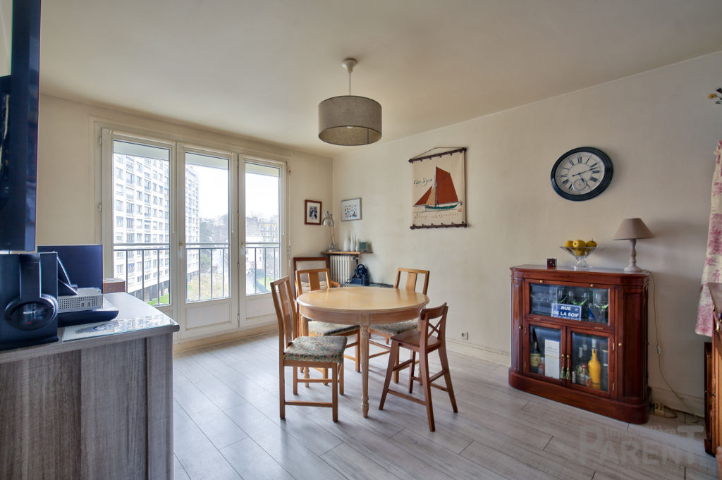 Vanves : Appartement 3P 52m² !