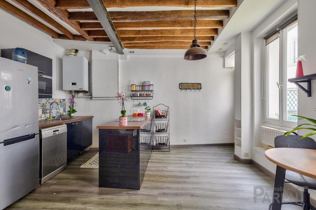 Maison 92100 Boulogne Billancourt 51,53 m2