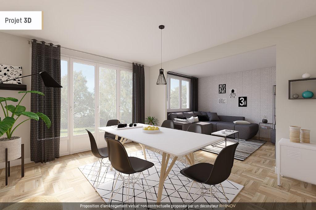 Appartement  3 pièce(s) 55 m²