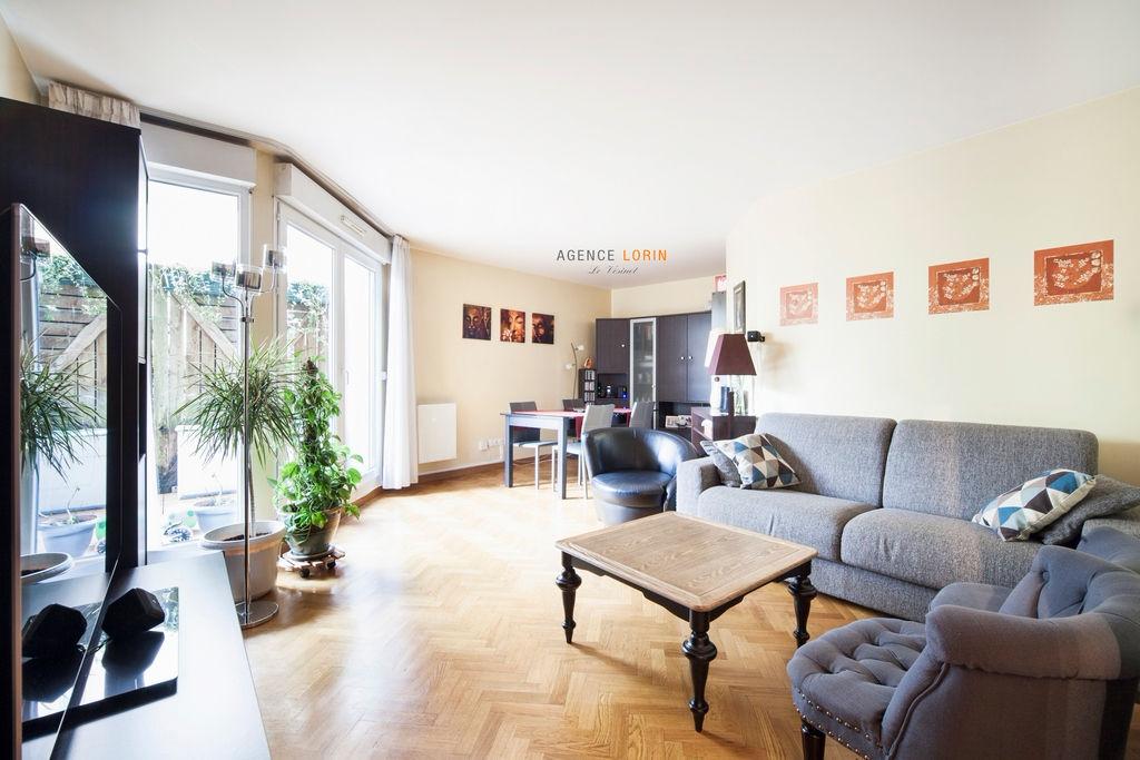 Appartement 63 m² dans résidence récente