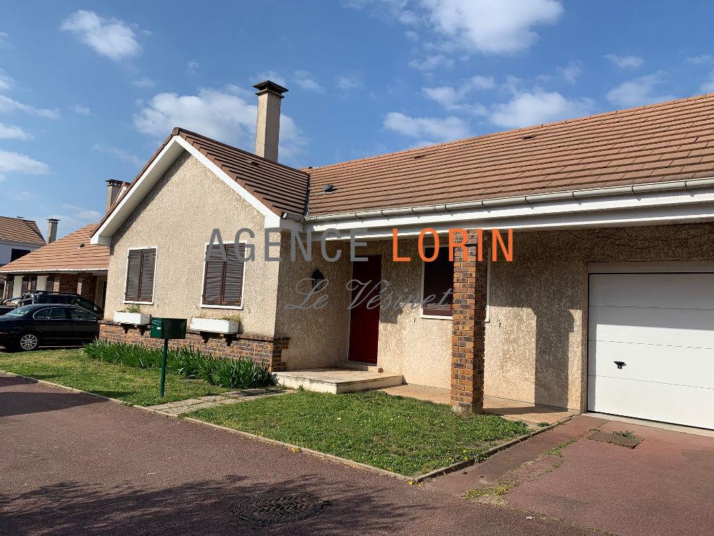 Maison Montesson Merlettes