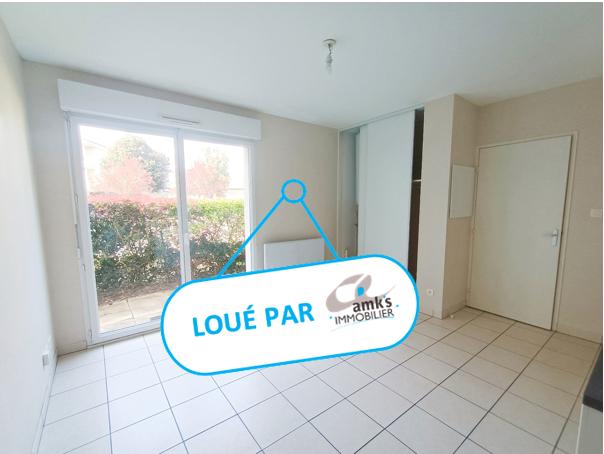 Appartement La Chapelle Sur Erdre 2 pièce(s) 32.64 m2