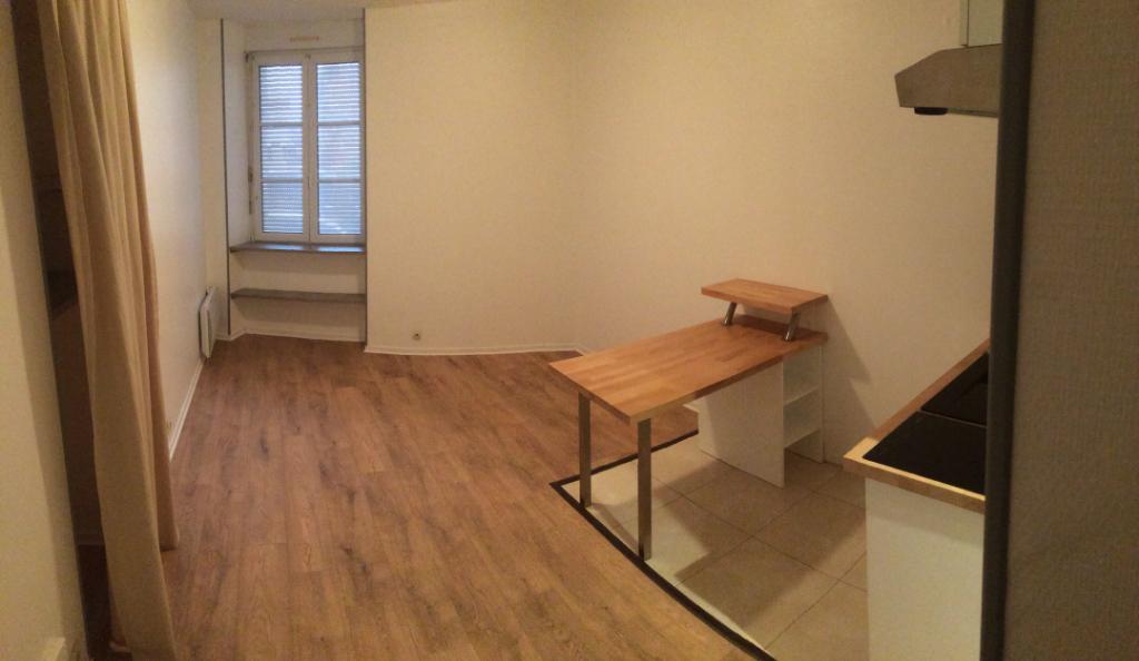 Appartement  1 pièce(s) 17.12 m2 NANTES SAINT FELIX