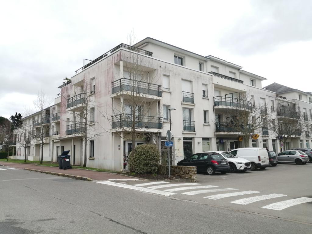 BOURG  Treillières - Appartement 2 pièces - 44.76 m²