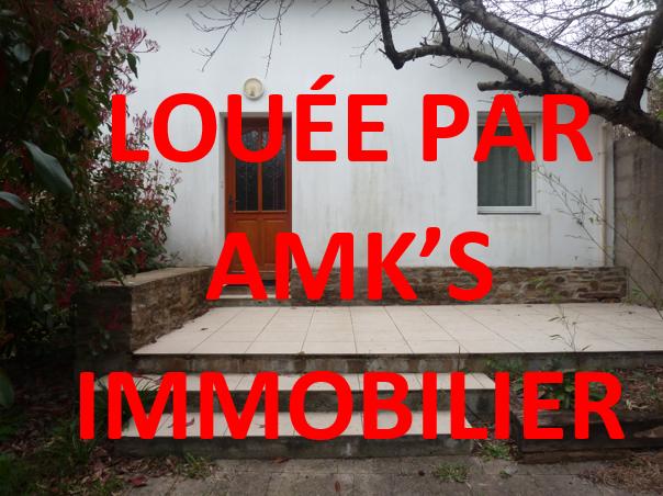 Maison  2 pièces NANTES La jonelière