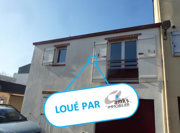 Appartement Saint Herblain 2 pièce(s) 54.51 m2
