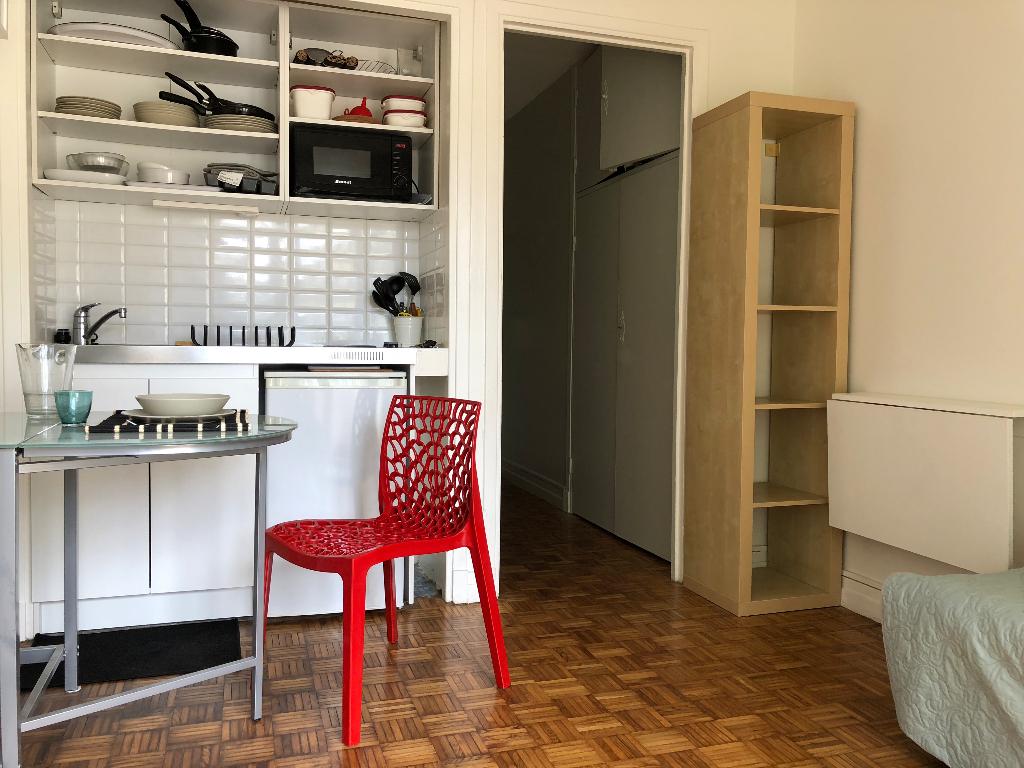 Appartement Saint Germain En Laye 1 pièce(s) 17 m2