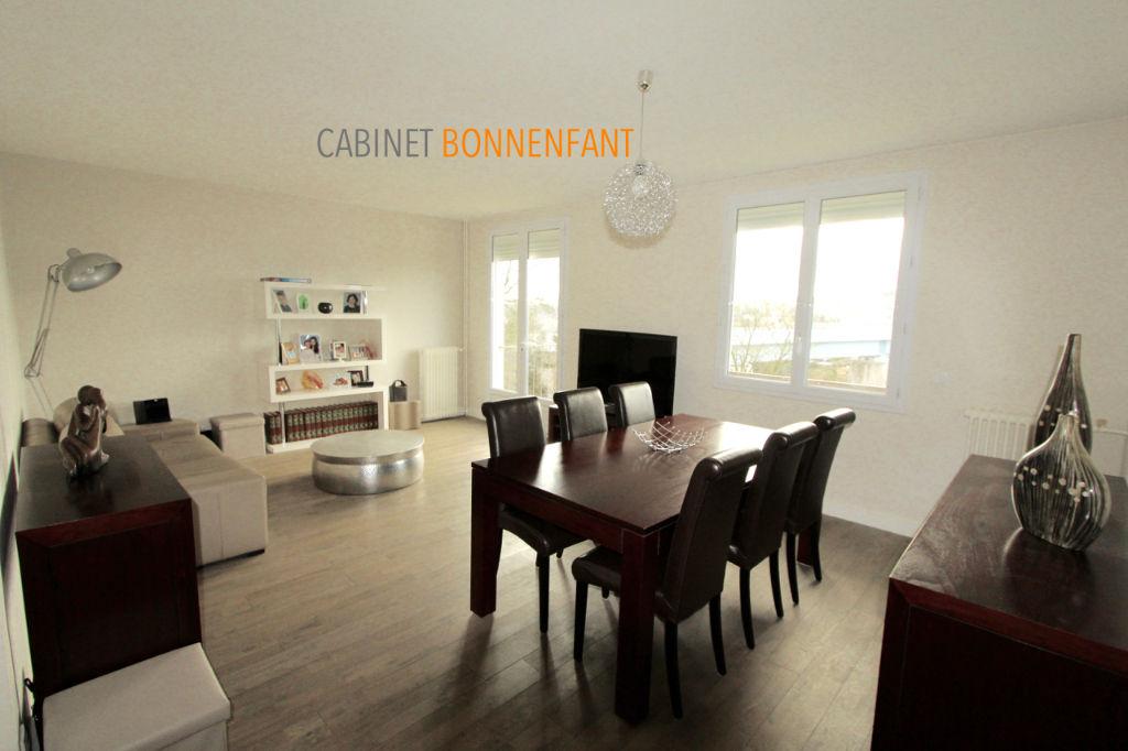 Appartement Saint Germain En Laye 3 pièces 60.74 m2