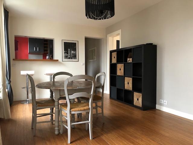 Appartement 3 pièces meublé centre-ville à Saint-Germain-en-Laye