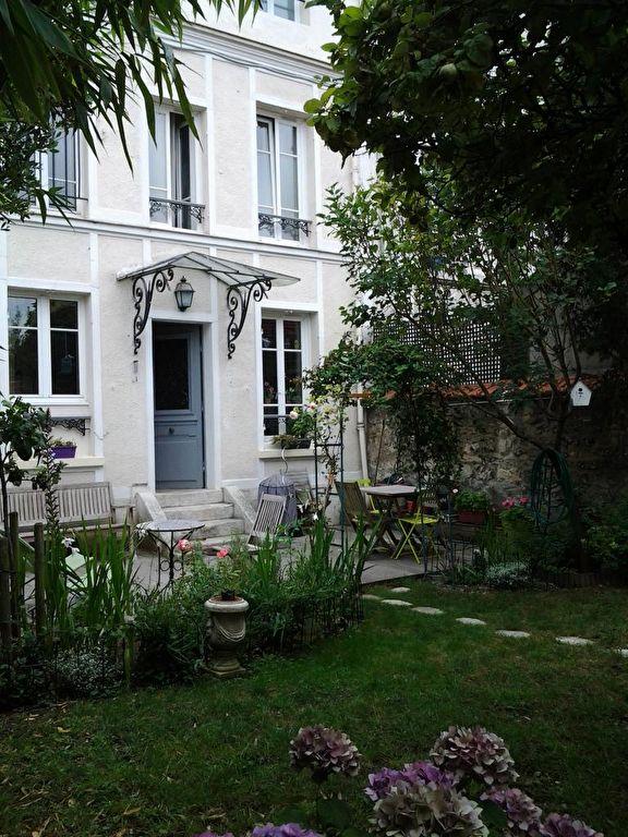 Maison Saint Germain En Laye 120 m2