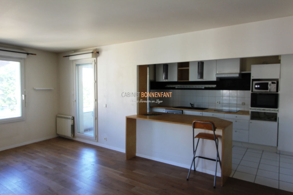 Appartement 2 chambres 69 m²