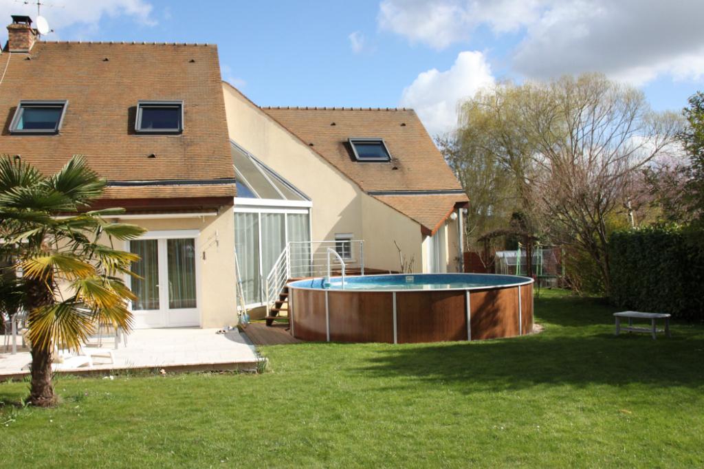 Maison contemporaine 240 m² Orgeval - Terrain 960 m²