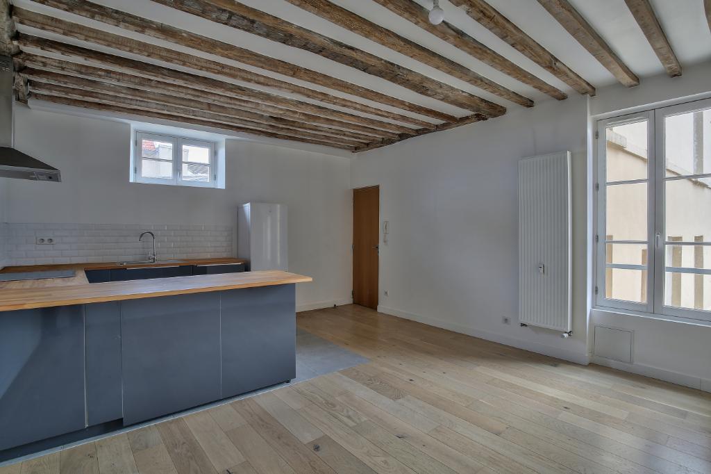 Hyper Centre Saint Germain En Laye 2 pièces 45.05 m2