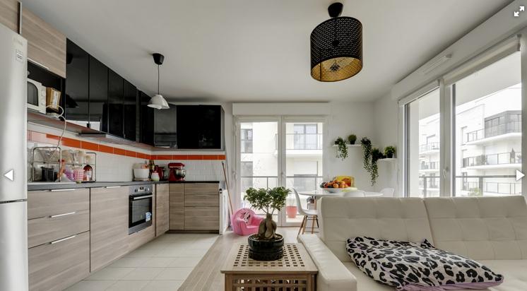 Appartement Saint Germain En Laye 4 pièce(s) 70 m2