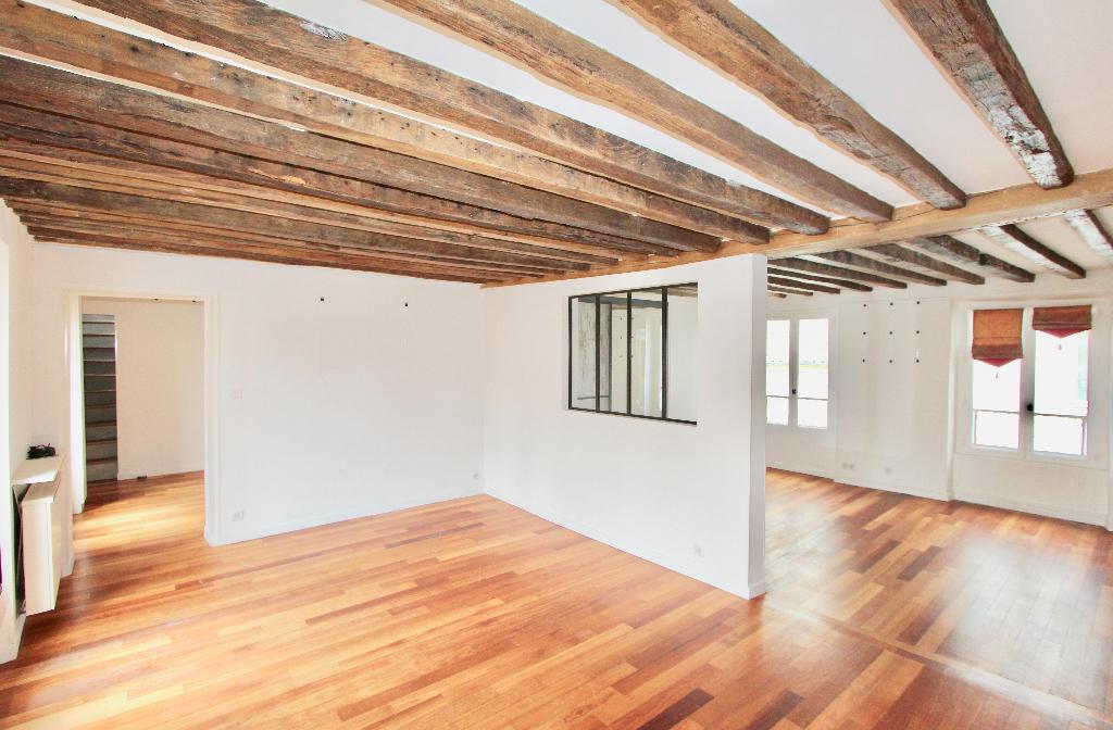 Hyper centre St Germain - Duplex 142 m²