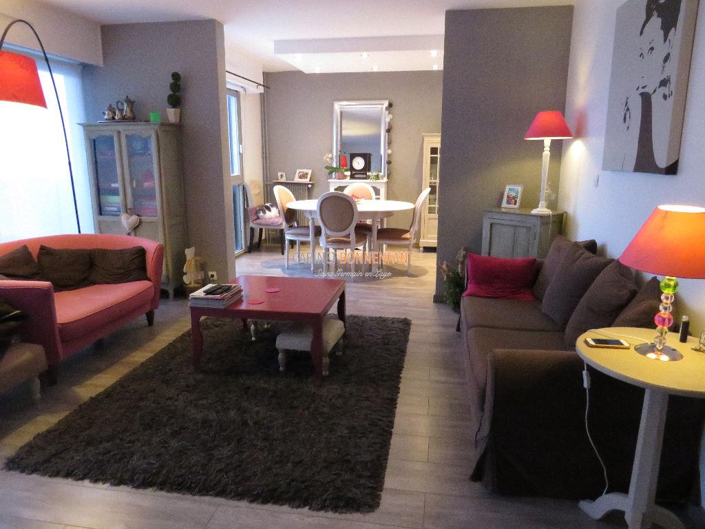 Appartement Saint Germain En Laye 5 pièce(s) 96 m2