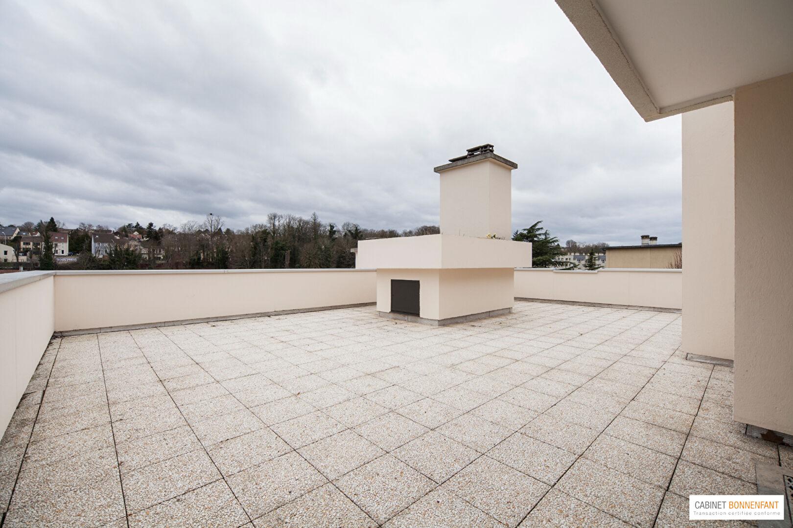 Appartement Saint Germain En Laye 4 pièces 91.92 m2