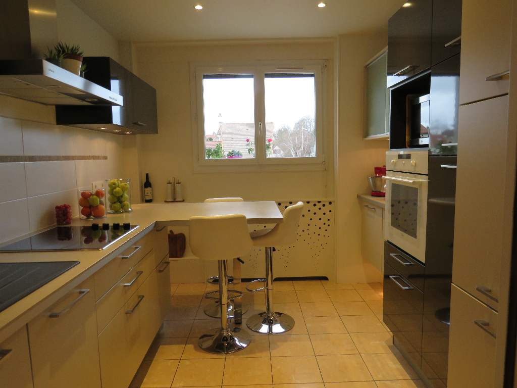 Appartement Saint Germain En Laye 3 pièces73 m2