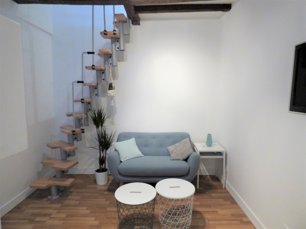 Duplex 1 pièce - Centre Ville Saint-Germain-en-Laye