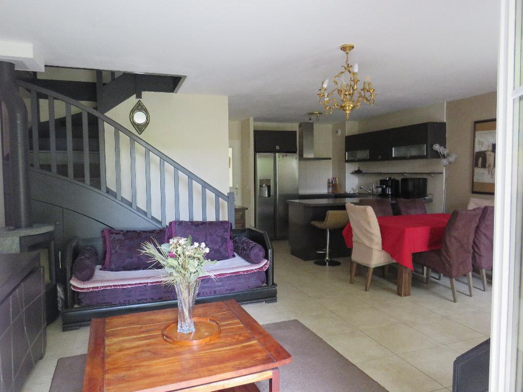 Maison Saint Germain En Laye 119m²