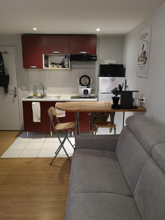 Appartement Saint Germain En Laye 1 pièce(s) 19 m2