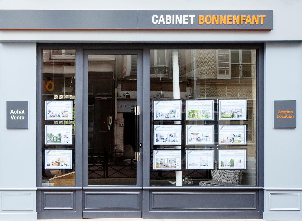 Bureaux Saint Germain En Laye 64 m2