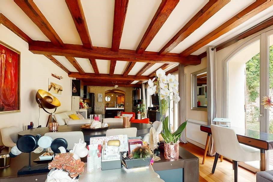 Appartement Saint Germain En Laye 5 pièce(s) 127 m2