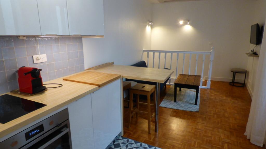 Appartement Saint Germain En Laye 2 pièce(s) 24.5 m2