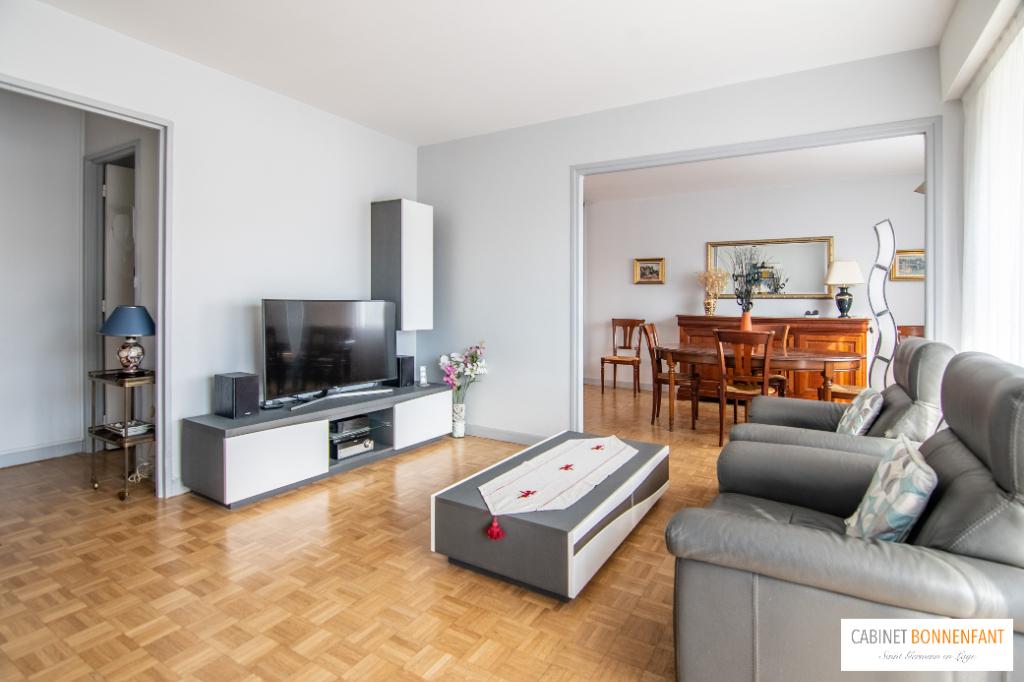 Appartement Saint Germain En Laye 5 pièce(s) 97.6 m2
