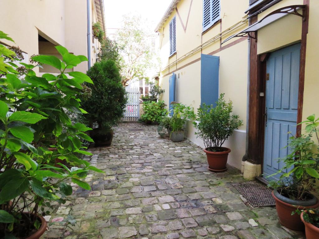 St Germain plateau - 3 pièces 51 m²