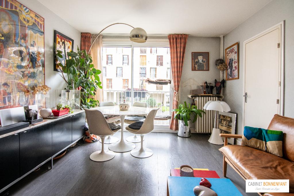 Appartement Saint Germain En Laye 3 pièce(s) 54.72 m2