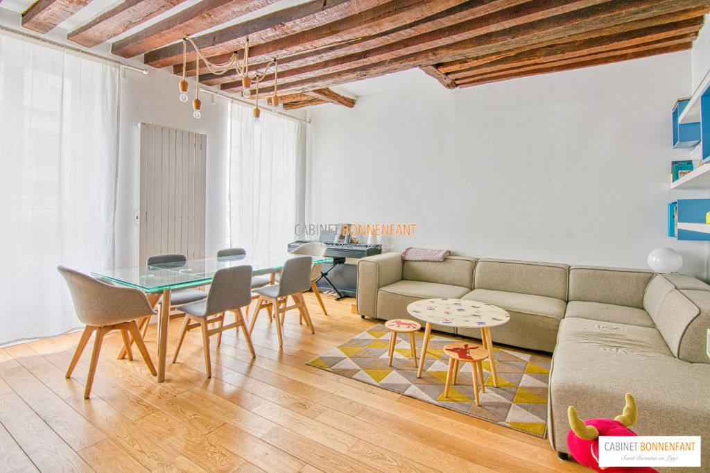 Appartement Saint Germain En Laye 3 pièce(s) 62.79 m2
