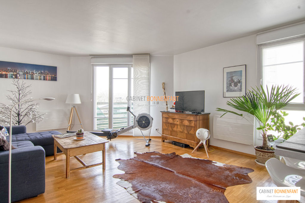 Appartement Saint Germain En Laye 3 pièces 69.07 m2