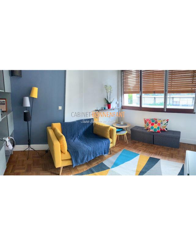 Appartement Le Pecq 1 pièce(s) 25.33 m2