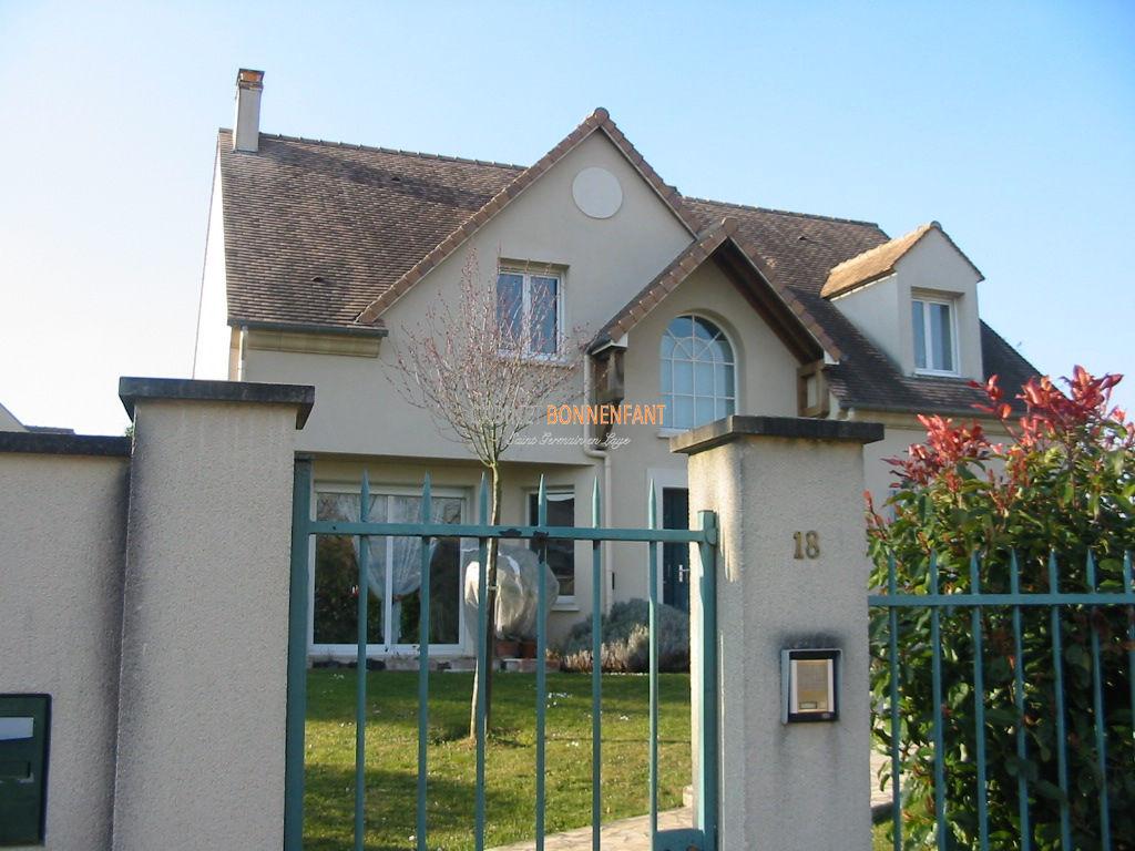 Maison Saint-germain-en-laye 6 pièce(s) 142 m2