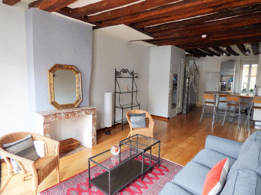 Appartement Saint-germain-en-laye 3 pièce(s) 72 m2