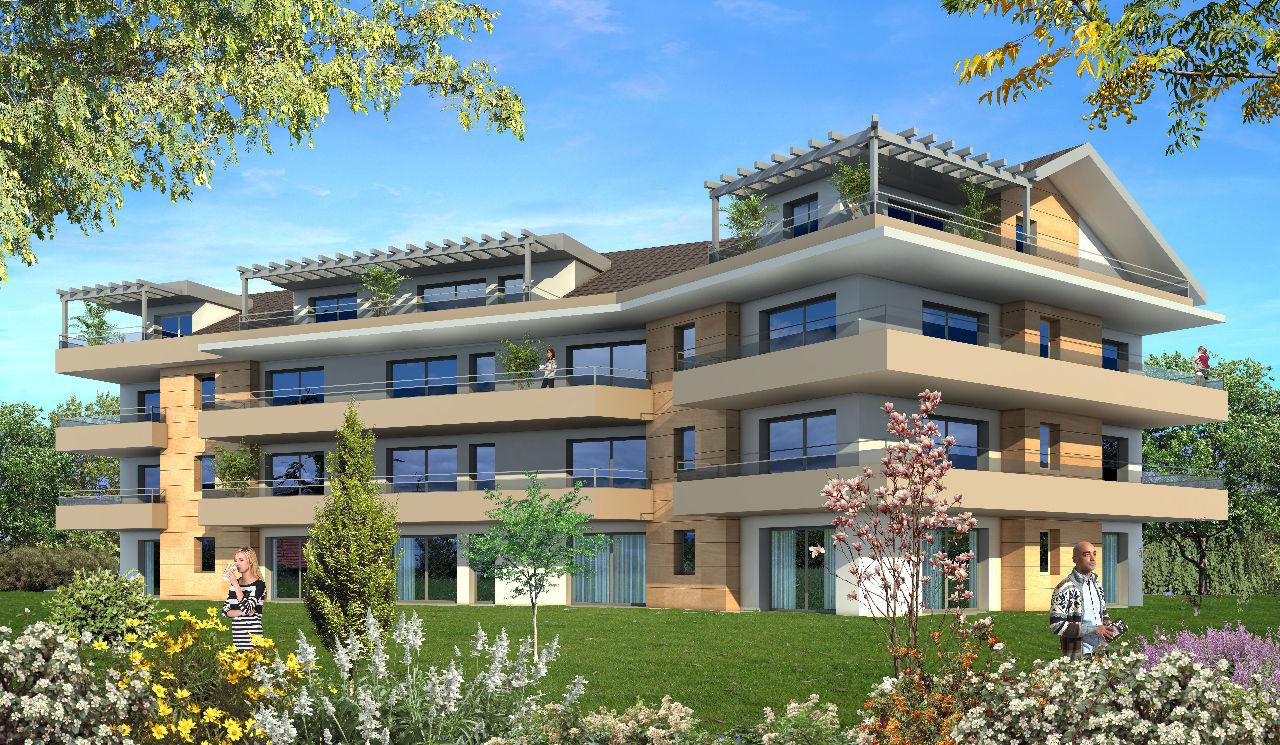Location Appartement Metz Tessy