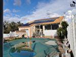 Villa FLORENSAC T6 avec piscine
