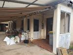 POMEROLS : à vendre maison 3 pièces  avec un grand terrain
