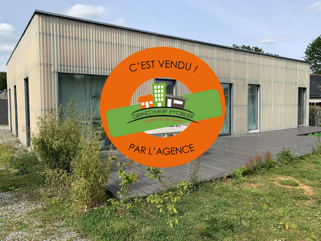 Maison Passive Ossature bois / Classe énergétique A