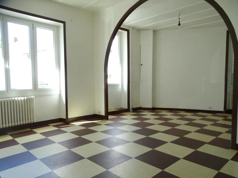 Maison de maître centre bourg de 100 m² + grenier