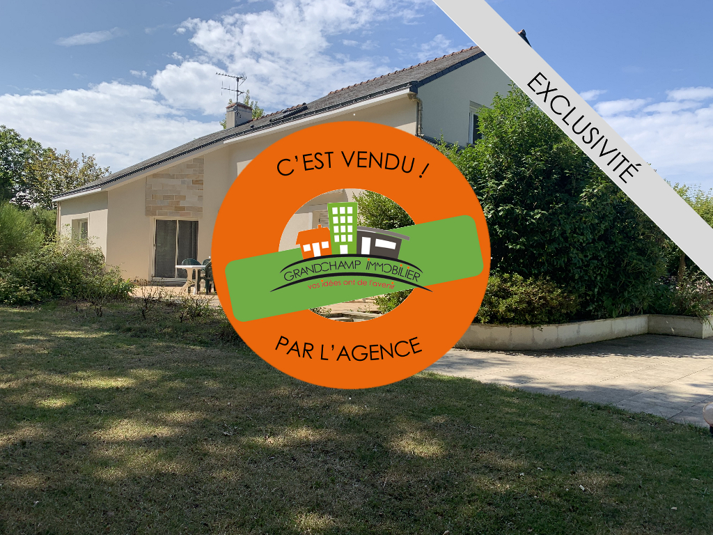Centre bourg / 4 ch + bureau / 182 m² hab