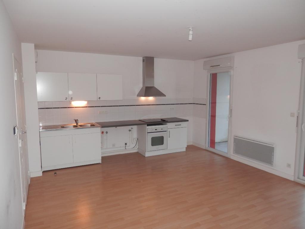 Appartement 2 pièces Nantes 48 m²