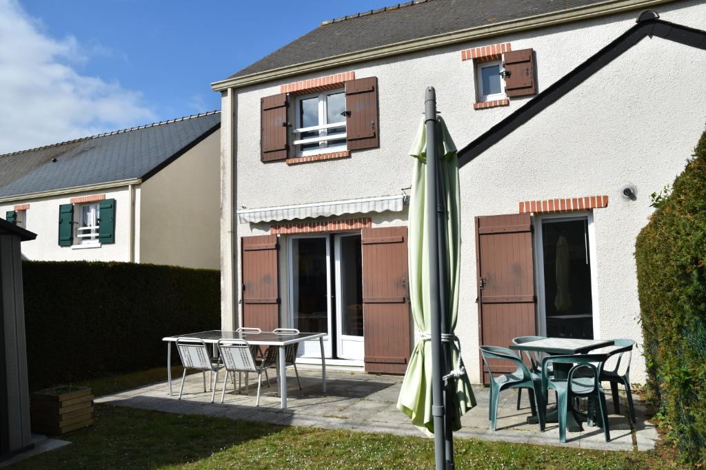 Jolie maison de 80 m2 + garage dans le bourg de La Chapelle-sur-Erdre