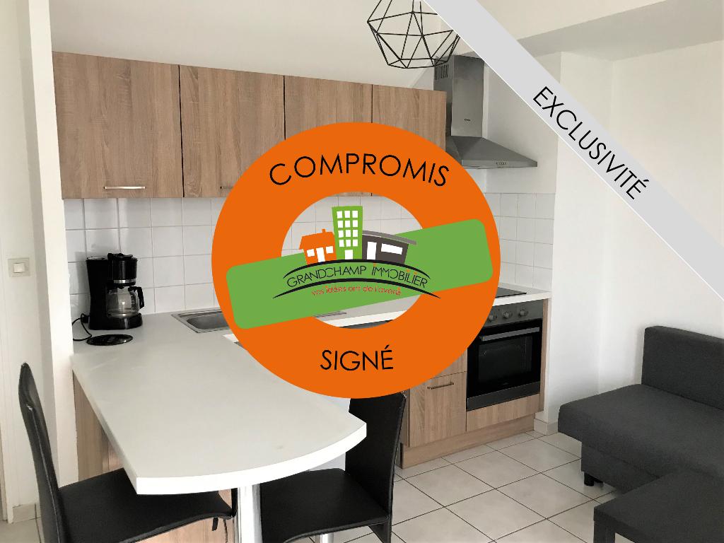 Appartement Grandchamps-des-fontaines 1 pièce(s) 20.00 m2